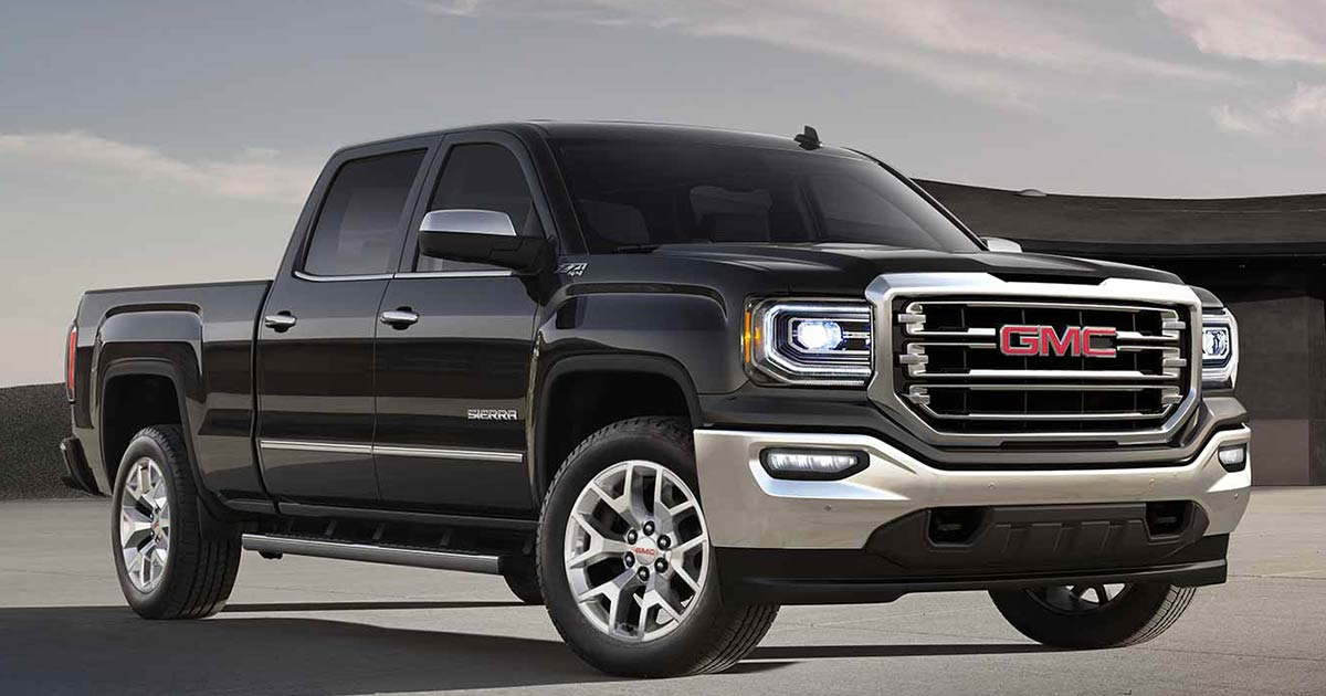 gmc sierra 1500 2018 power in a box evocar. Black Bedroom Furniture Sets. Home Design Ideas