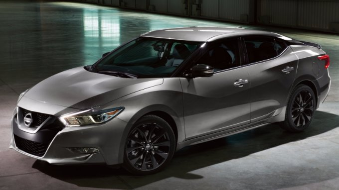 Nissan Maxima 2018 Where Have You Been Hiding All This Time Evocar