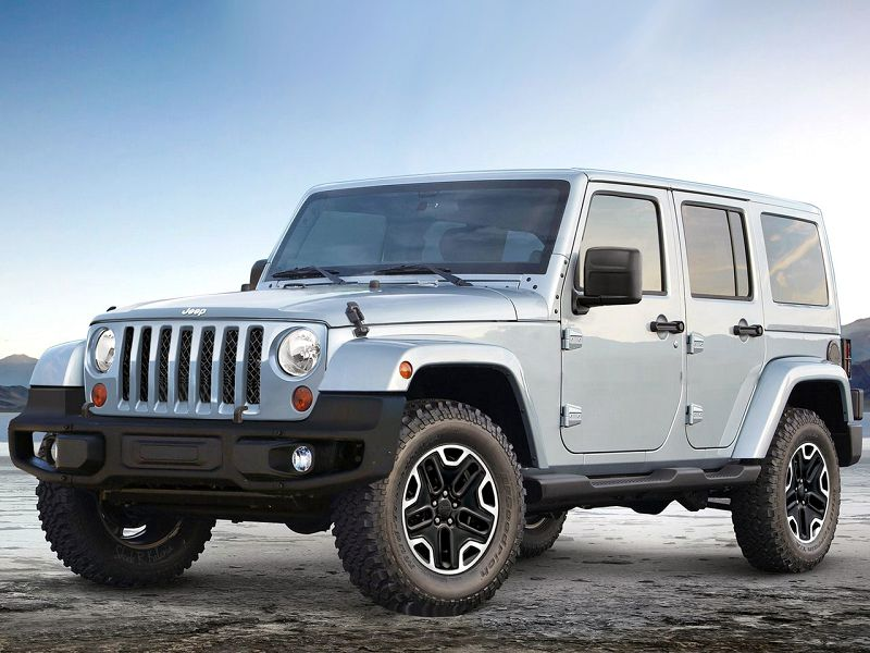 Jeep Wrangler Jl 2018 Be The First To See It