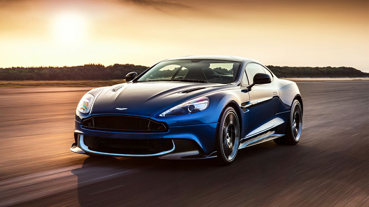 What From Aston Martin S Tom Brady Signature Edition Vanquish Have To Offer Now And Then Evocar