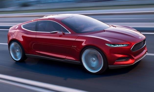 Ford Fusion 2020 You Can Call It A Sedan Anymore Evocar