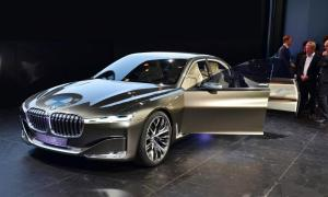 2020 BMW 9 Series Rumors
